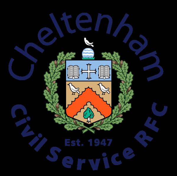 Cheltenham Civil Service RFC - Club Logo